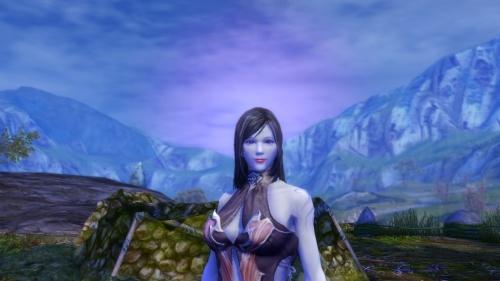 Nahsreen, Reborn Grayskin
