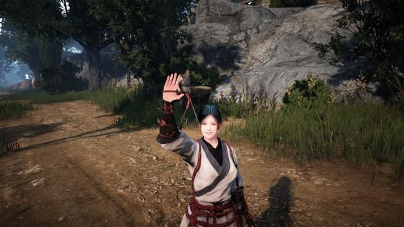 Natoma, created via Black Desert Online's character creator