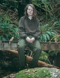 A photo of fantasy author Tyler F.M. Edwards